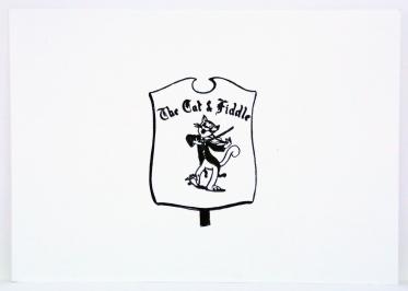 cat & fiddle print 1