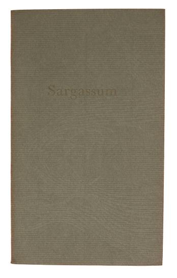 Sargassum cover