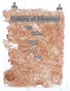 Sinking of Flamingo