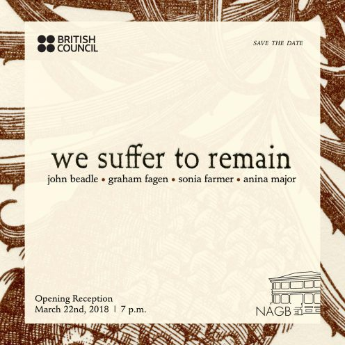 we suffer to remain