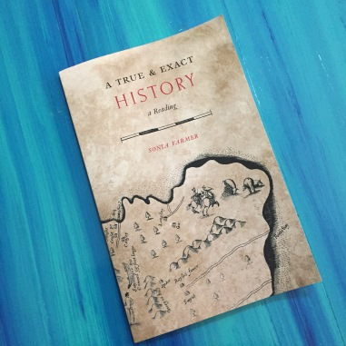 A True & Exact History a Reading book