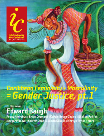 Interviewing the Caribbean cover