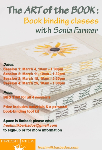 Sonia Farmer_Art of the Book Flyer2